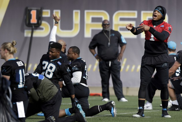 Malgré des personnalités très variées, les Panthers de... (AP, Marcio Jose Sanchez)