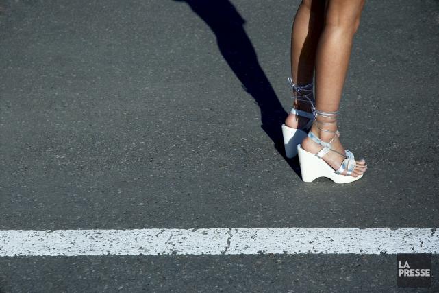 Le phénomène de la prostitution juvénile n'a connu... (123rf/ Kuzma)