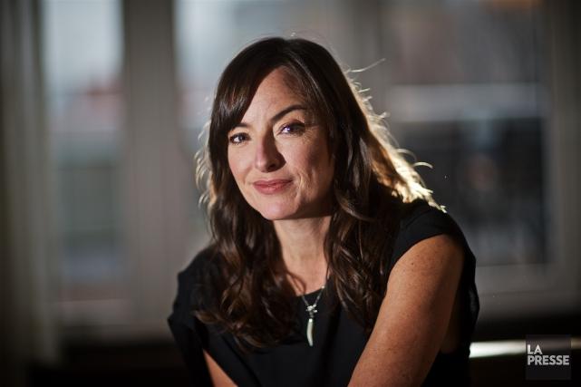 C'est l'excellente actrice PascaleBussières qui est la porte-parole... (Archives La Presse, André Pichette)