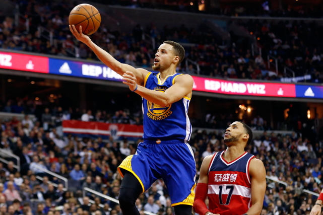 Stephen Curry... (Photo Geoff Burke, USA Today)