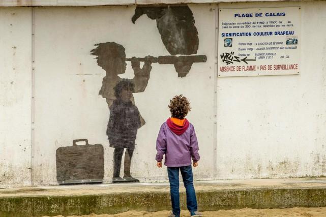 La situation des enfants migrants demandeurs d'asile est... (PHOTO  PHILIPPE HUGUEN, ARCHIVES AFP)