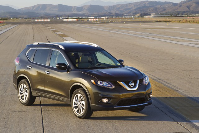 Nissan Rogue 2016... (PHOTO FOURNIE PAR NISSAN)