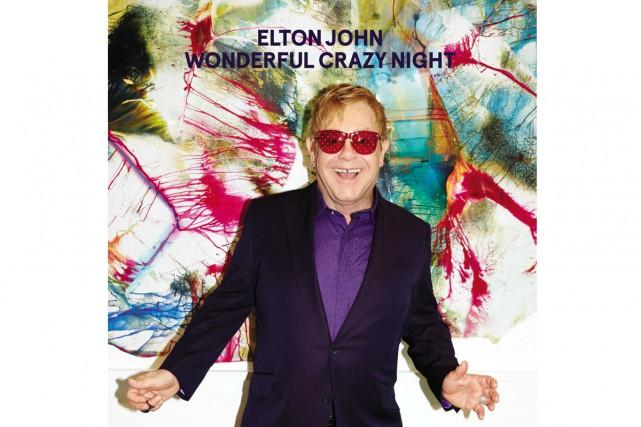 Finies les années d'excès et d'excentricités: Elton John, apaisé, goûte...