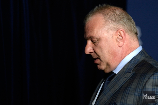 Michel Therrien a carrément avoué que le Canadien... (Photo Bernard Brault, La Presse)