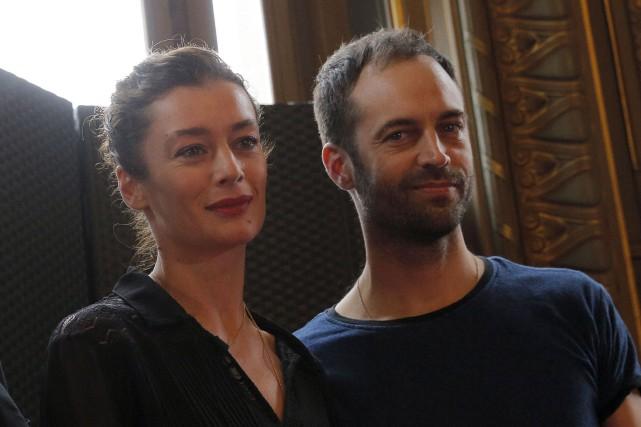 Benjamin Millepiedsera remplacé par l'ancienne danseuse étoile Aurélie... (AP, Christophe Ena)