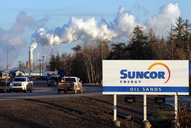 Le grand patron de Suncor Énergie a estimé jeudi qu'il était difficile pour le... (PHOTO MARK RALSTON, ARCHIVES AGENCE FRANCE-PRESSE)