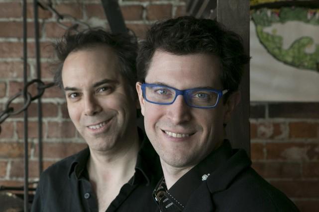 Matt Herskowitz et John Roney... (Spectre Média, René Marquis)