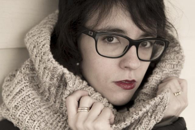 Véronique Grenier publie un premier roman et s'éloigne... (Spectre Média, René Marquis)