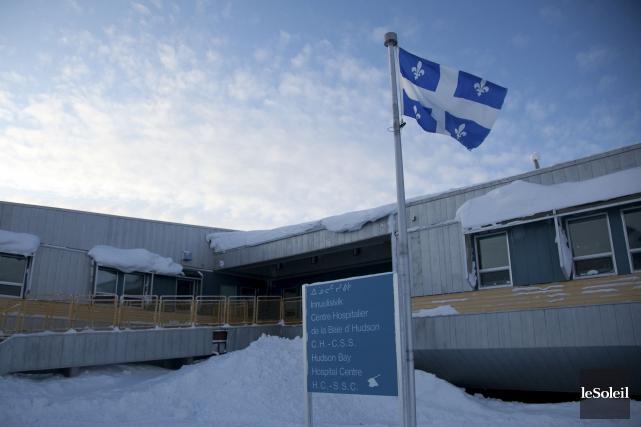 L'hôpital dePuvirnituq... (Photothèque Le Soleil)