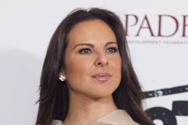 Kate del Castillo est officiellement considérée comme un... (Archives Associated Press)