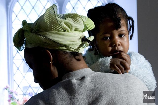 Dans les 30 pays étudiés par l'UNICEF, la... (Photo Alain Roberge, archives La Presse)
