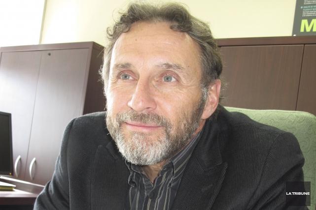 En fonction comme directeur général à Notre-Dame-de-l'Île-Perrot de... (La Tribune, Jean-François Gagnon)