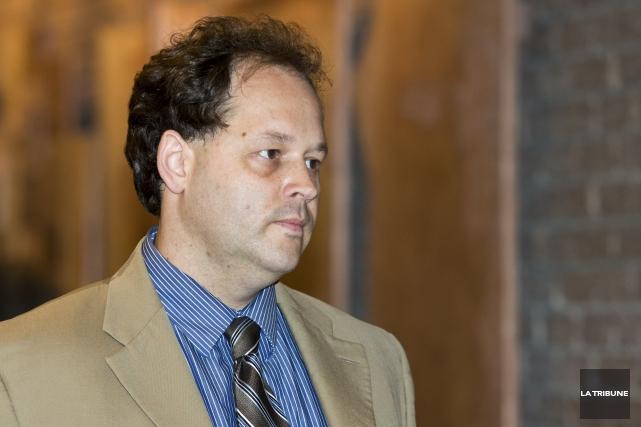 L'avocat sherbrookois Me Marco-Pierre Caza a été débouté... (Archives, La Tribune)