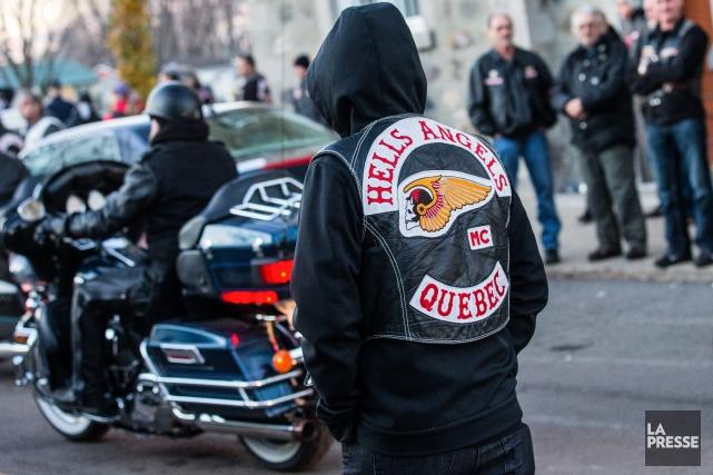 Après les «chapitres» de Montréal et South, voilà que les Hells Angels du... (PHOTO EDOUARD PLANTE-FRÉCHETTE, ARCHIVES LA PRESSE)