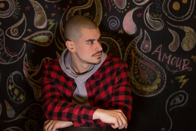 Le rappeur Koriass s'est construit une personnalité narcissique... (PHOTOIVANOH DEMERS, LA PRESSE)