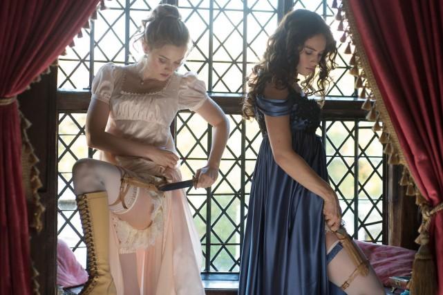 Les soeurs Bennet ne sont pas éduquées selon... (Photo fournie par Les Films Séville)
