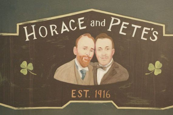 Horace and Pete de Louis CK... (PHOTO FOURNIE PAR PRODUCTION)