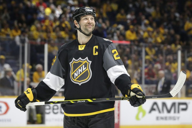 John Scott... (Photo Mark Humphrey, AP)