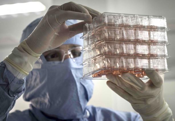 «La recherche et l'innovationrelèvent pourtant de la même... (Photo Jean-Philippe Ksiazek, archives Agence France-Presse)