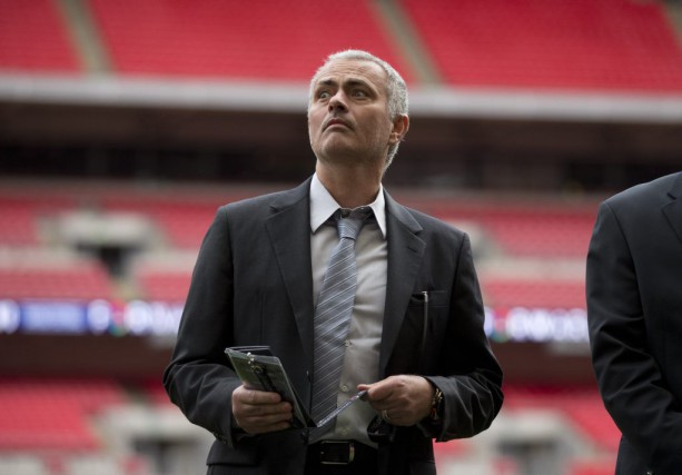 José Mourinho... (PHOTO MATT DUNHAM, ARCHIVES AP)