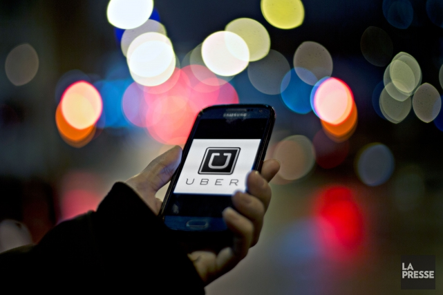 Fait particulier à Québec: les dénonciations citioyennes d'Uber... (Archives La Presse)