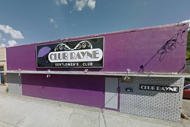 La fusillade est survenue vers 2h du matin... (Photo : Google Street View)