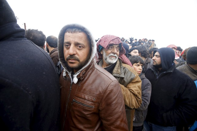L'Observatoire syrien des droits de l'Homme (OSDH) a... (Photo Osman Orsal, Reuters)