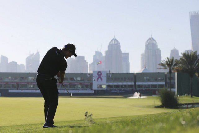 Danny Willett... (Photo Kamran Jebreili, AP)