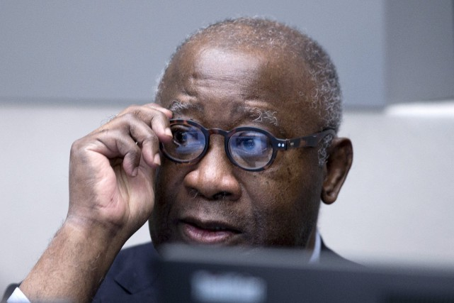 L'ancien président ivoirien Laurent Gbagbo... (PHOTO ARCHIVES REUTERS)