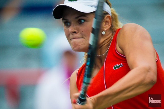 Aleksandra Wozniak... (PHOTO ANDRÉ PICHETTE, ARCHIVES LA PRESSE)