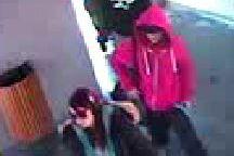 La Police d'Ottawa partage cette image du suspect... (Courtoisie, Service de police d'Ottawa)