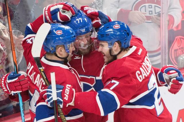 Les piliers de cette précieuse victoire ont été... (La Presse Canadienne, Graham Hughes)