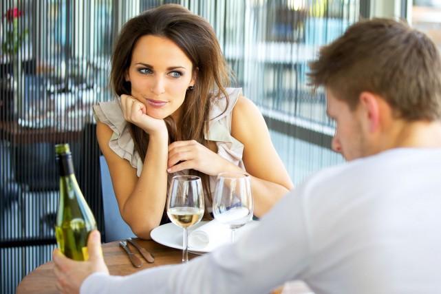 CHRONIQUE / Un rendez-vous doux en perceptive? Puisque la première impression... (Photo 123RF)