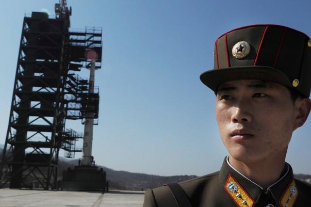 Le régime le plus fermé au monde avait... (AFP, Pedro UGARTE)