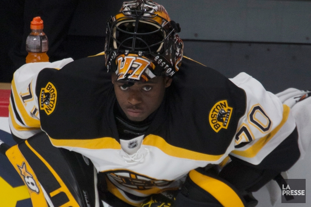 Malcolm Subban... (PHOTO ANDRÉ PICHETTE, ARCHIVES LA PRESSE)