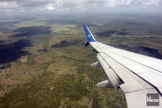 Plus tôt cette semaine, les pilotes d'Air Transat... (Archives La Presse)