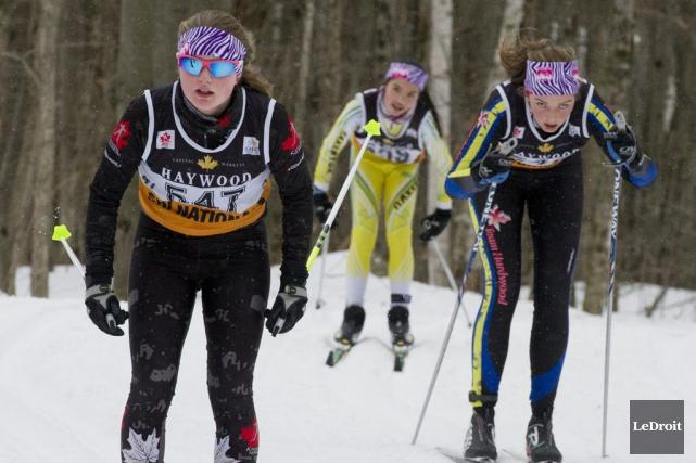 Les athlètes qui ont couru en Outaouais ce... (Martin Roy, LeDroit)