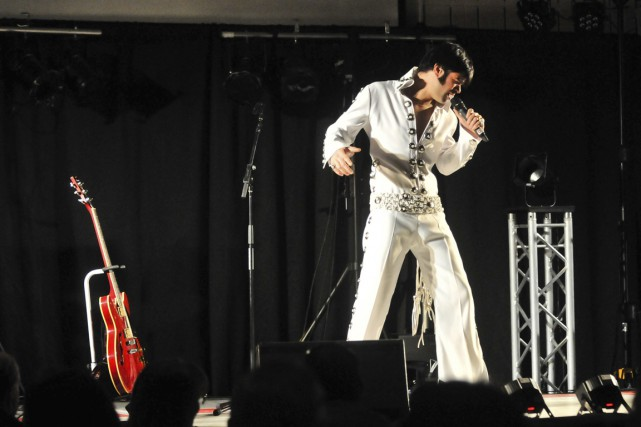 Évènement Elvis (Archives Le Nouvelliste)