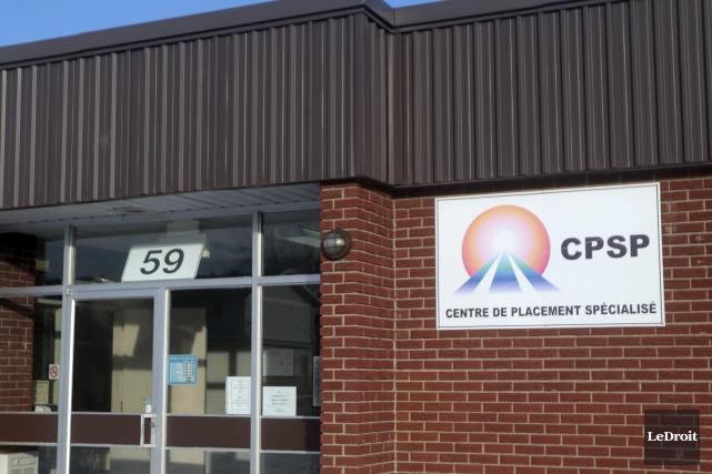 Le Centre de placement spécialisé du Portage n'était... (Etienne Ranger, LeDroit)
