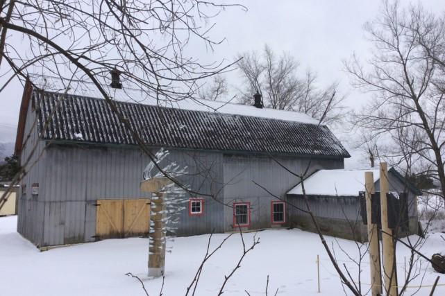 La grange pourra recevoir ses premiers artistes en... (photo fournie par d'Arts et de rêves)