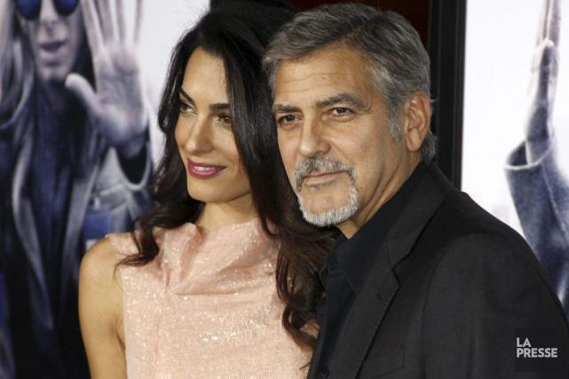 George Clooney est aimé passionnément à Berlin. Et... (PHOTO ARCHIVES LA PRESSE)