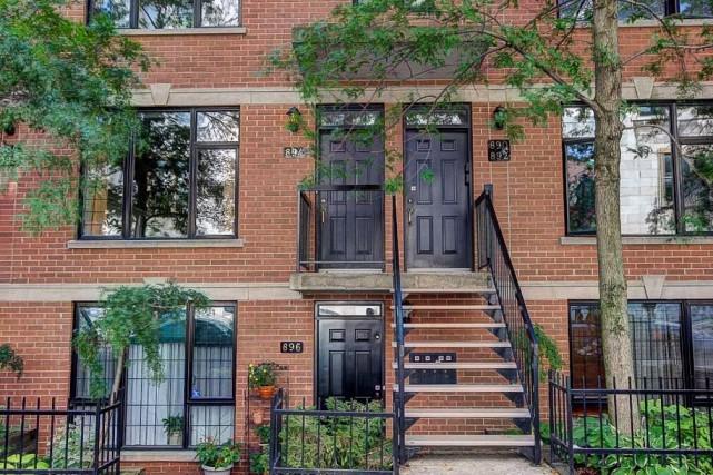 Cet appartement de Montréal a été vendu 330... (PHOTO FOURNIE PAR LE COURTIER)