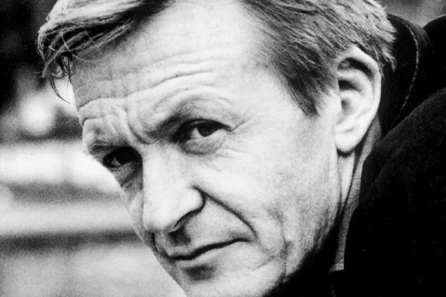 Jean Echenoz... (Courtoisie, Rolland Allar)