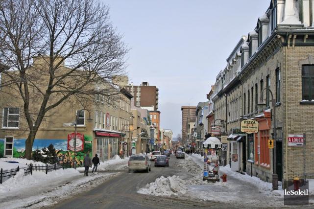 Au mois de janvier, leComité populaire Saint-Jean-Baptistea noté... (Photothèque Le Soleil)