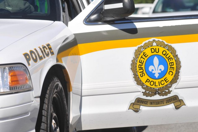 Les policiers de la Sûreté du Québec du poste de Shawinigan ont ouvert une...