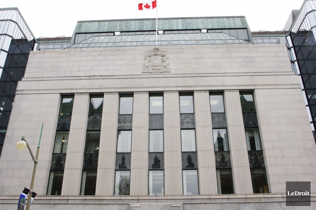 Selon la Banque du Canada, la vulnérabilité la... (Etienne Ranger, Archives LeDroit)