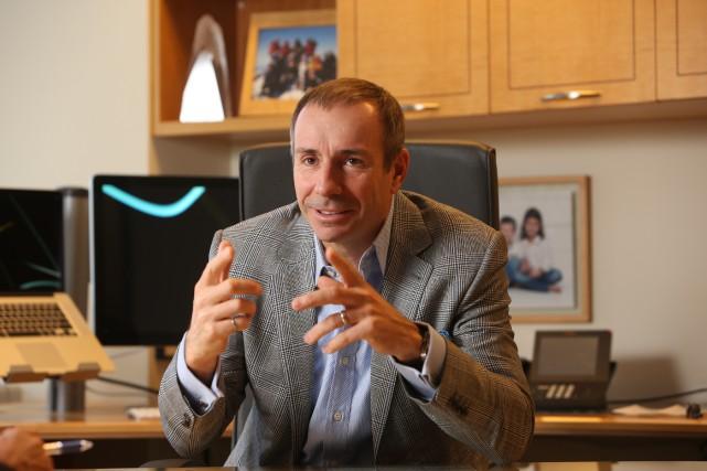 Pierre Pomerleau, PDG de Pomerleau... (Photo Martin Chamberland, La Presse)