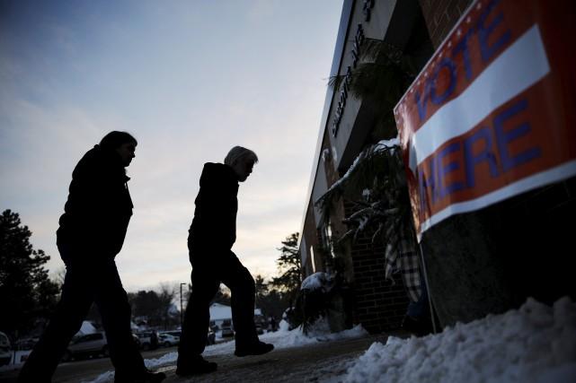 Le New Hampshire (1,3 million d'habitants) a historiquement... (AP, David Goldman)