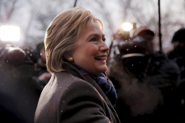 Hillary Clinton affronte mardi à la primaire de... (PHOTO BRIAN SNYDER, REUTERS)