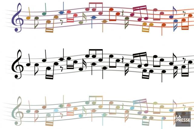 La musique de Mozart et de Strauss fait chuter la tension artérielle, ralentit... (PHOTO ARCHIVES LA PRESSE)